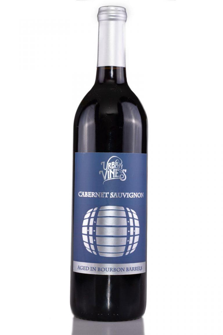Cabernet Sauvignon- aged in bourbon barrels-