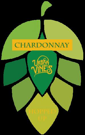 Hopped-Up-Chardonnay-Label