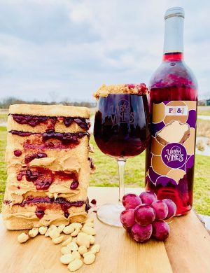 Peanut Butter and Jelly Wine