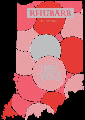 Rhubarb-Wine-Label